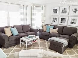 Two Loveseat Living Room Crafty Teacher Lady Review Of The Ikea Ektorp Sofa Series