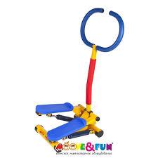 <b>Moove&Fun Тренажер детский механический</b> Степпер с ...