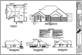 elevations  foundation plan  custom home designs  affordable house    Great American Homeplans  Elevations