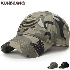 New Men <b>USA Flag</b> Camouflage <b>Baseball Cap</b> Army Embroidery ...