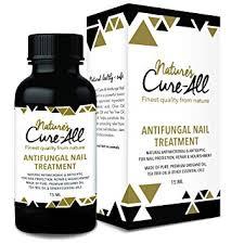 Amazon.com : Nature's Cure-All Antifungal <b>Nail Fungus Treatment</b> ...