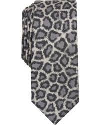 Savings on Inc Men's Jaguar Skin Skinny Tie, Created for Macy's