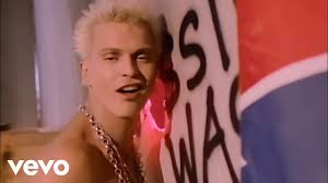 <b>Billy Idol</b> - Hot In The City (Official Music Video) - YouTube