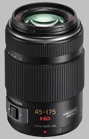 <b>Panasonic</b> 45-175mm f/4-5.6 ASPH POWER OIS <b>LUMIX GX</b> VARIO PZ