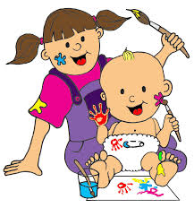 babysitting clipart clipart kid summer s babysitting service