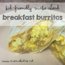 a make ahead christmas breakfast to take the worry out of kid friendly make ahead breakfast burritos zer meal moms bistro
