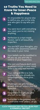 best inner peace quotes mind over matter inner 10 truths you need to know for inner peace and happiness