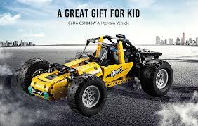 CaDA <b>C51043W All</b>-<b>Terrain Vehicle</b> 2.4GHz Wireless RC Car ...