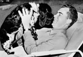 Ο Checker δεν έγινε προεδρικός σκύλος...