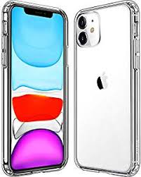 Mkeke Compatible with iPhone 11 Case, Clear ... - Amazon.com