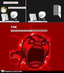 Close the door ~ Funny pictures via Relatably.com