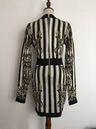 <b>TOP QUALITY Paris Fashion</b> 2019 Baroque Designer Dress ...