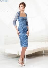 مدل لباس مجلسی با پارچه لمه