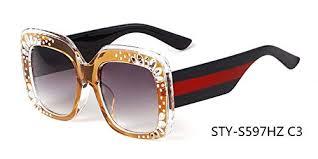 Bharat Ventures C3: <b>Long Keeper Square</b> Mirrored Sunglasses Men ...