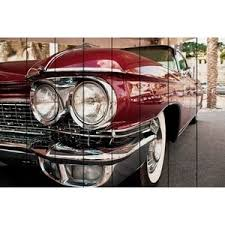 Купить <b>Картина на дереве Дом</b> Корлеоне Cadillac Eldorado ...