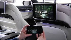 Mirror Your <b>Phone</b> In <b>Rear Seat</b> Entertainment | BMW Genius How-To