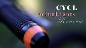 CYCL WingLights | <b>Bicycle Turn</b> Signal <b>Lights</b> Review - YouTube