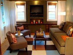 small living room layout sectional