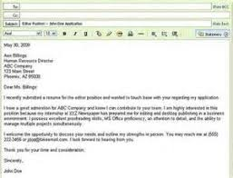 how to write a resume and send it via email what do i say in the how to write a resume email