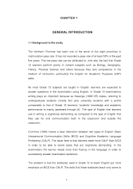 thesis about english language learning   writefictionwebfccom learning english as a second language in south   asian efl journal