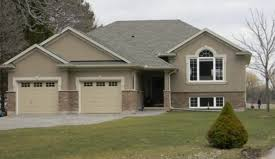 Raised Bungalow House Plans   Rijus Home  amp  Design LtdRaised Bungalow House Plans   is a house design where basement is only submerged        quot  into the ground  This allows the rest of the foundation to extend