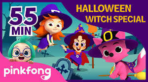 <b>Halloween Witch</b> Special | +Compilation | Halloween Songs ...