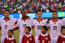 Selección de fútbol de Costa Rica