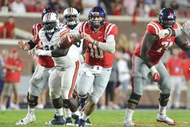 chad kelly scouting report the wild card on and off the field is the ole miss quarterback worth the risk