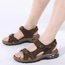 <b>Classic</b> Air Cushion <b>Men Soft Sandals</b> Comfortable <b>Men</b> Summer ...