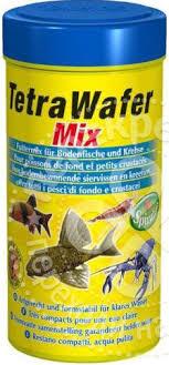 <b>Корм</b> для рыб <b>Tetra Wafer Mix</b> для донных рыб 250мл - купить ...