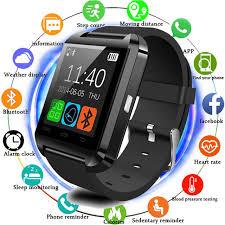 2019 Top <b>New</b> Fahion Sport <b>U8 Smart</b> Watch Electronic Intelligent ...