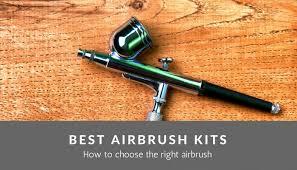 Choosing The Right <b>Airbrush</b> (3 Best <b>Airbrush Kits</b> for Beginners)