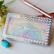 <b>Makeup Revolution Rainbow Highlighter</b> 10g | eBay