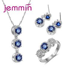 Vintage Graceful European <b>Style</b> Necklace With Water Drop Shape ...