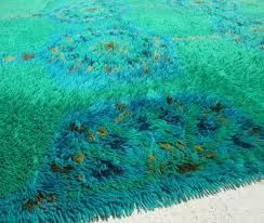charming shag rugs in blue and green for charming floor decor ideas charming shag rugs