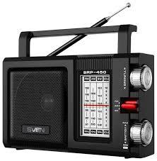 <b>Радиоприемник SVEN SRP-450</b> — купить по выгодной цене на ...