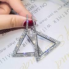 HUGJOU Earring <b>New Design Creative Jewelry</b> High-Grade Elegant ...