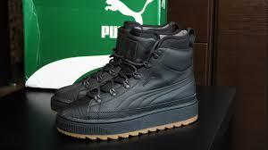 <b>Puma</b> The Ren Boot Кроссовки на <b>зиму</b> - YouTube