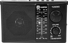 Купить портативную колонку <b>Harper HDRS</b>-<b>288 black</b> в Москве ...