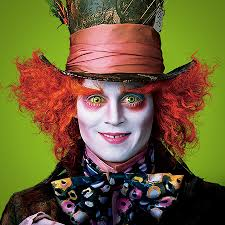 Image result for mad hatter