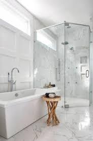 marble tile in bathroom