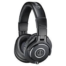 Купить <b>Наушники</b> полноразмерные <b>Audio</b>-<b>Technica ATH</b>-<b>M40X</b> в ...