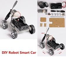 INSMA <b>MINI 4-wheel Windmilling DIY</b> Robot Smart Car Chassis Kits ...