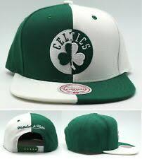 <b>Mitchell & Ness Boston CELTICS</b> Sports Fan кепка, шапки ...