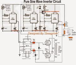 pure sine wave inverter circuit using ic 4047 Sine Wave Inverter Circuit Diagram Sine Wave Inverter Circuit Diagram #7 sine wave inverter circuit diagramusing 555