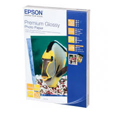 Бумага <b>EPSON Premium Glossy</b> Photo <b>Paper</b> 10x15 (50 листов ...
