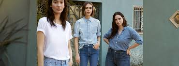 <b>Women's Spring Denim</b> Trends | Off The Cuff