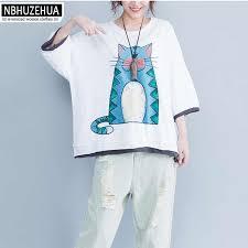 NBHUZEHUA A203 Big Size Women's Long <b>Shirt</b> Summer <b>2018</b> ...