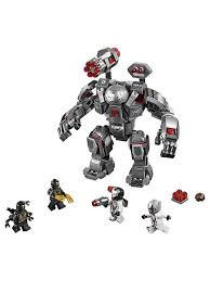<b>Конструктор LEGO Marvel Super Heroes</b> 76124 Воитель LEGO ...