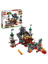 <b>Конструктор LEGO Super</b> Mario 71369 Решающая битва в замке ...